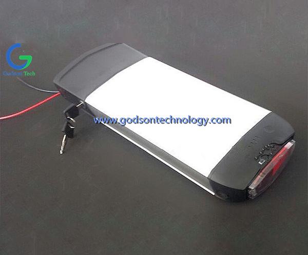 E-Bike аккумулятор 48V 12Ah GS12