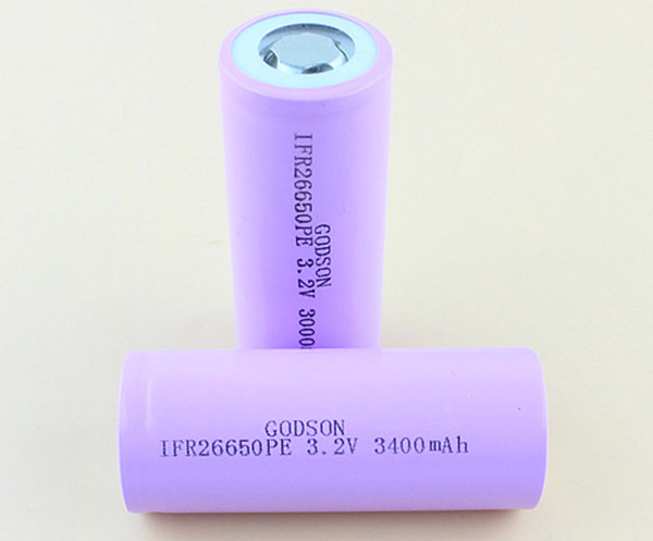 Модель ячейки LiFePO4