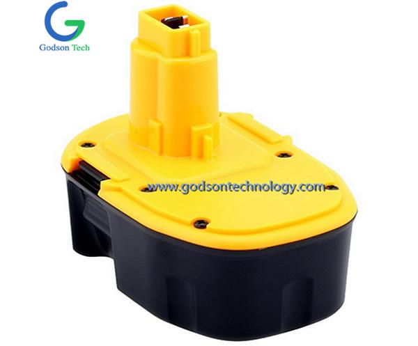 Аккумуляторная батарея Dewalt 14.4V Ni-Cd/Ni-MH