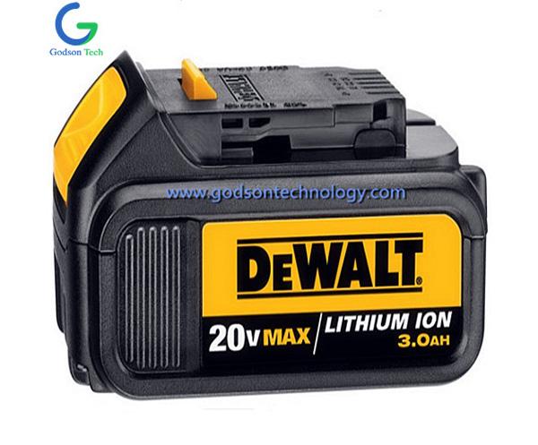 Аккумуляторная батарея Dewalt 18V/20V Li-ion