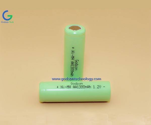 Аккумулятор Ni-MH AA 1300mAh 1.2V