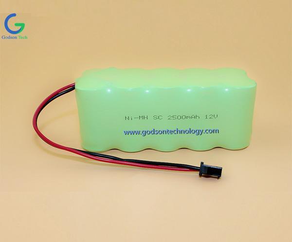 Аккумулятор Ni-MH SC 2500mAh 12V