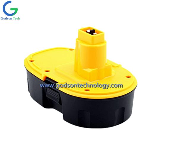 Аккумуляторная батарея Black&Decker-14.4B Ni-Cd/Ni-MH