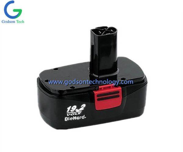 Craftsman-19.2V Ni-Cd/Ni-MH Батарея электроинструмента