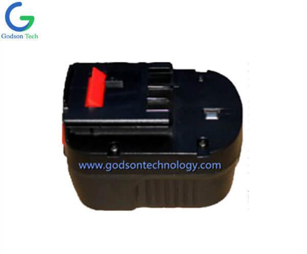 Аккумуляторная батарея Black&Decker-12B Ni-Cd/Ni-MH