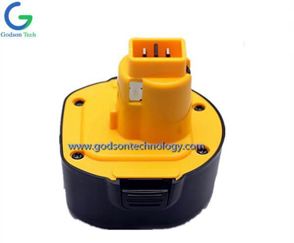 Аккумуляторная батарея Black&Decker-9.6V Ni-Cd/Ni-MH