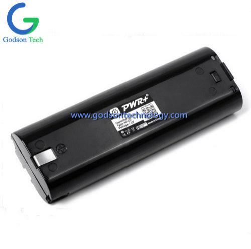 Аккумуляторная батарея Makita-7.2V Ni-Cd/Ni-MH