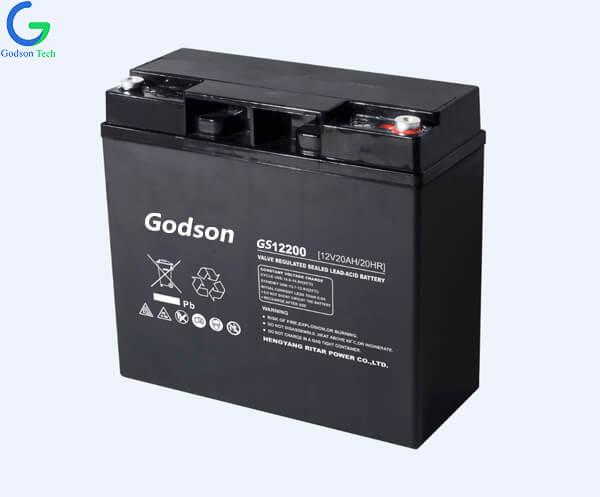 Свинцово-кислотная батарея 12V 20Ah