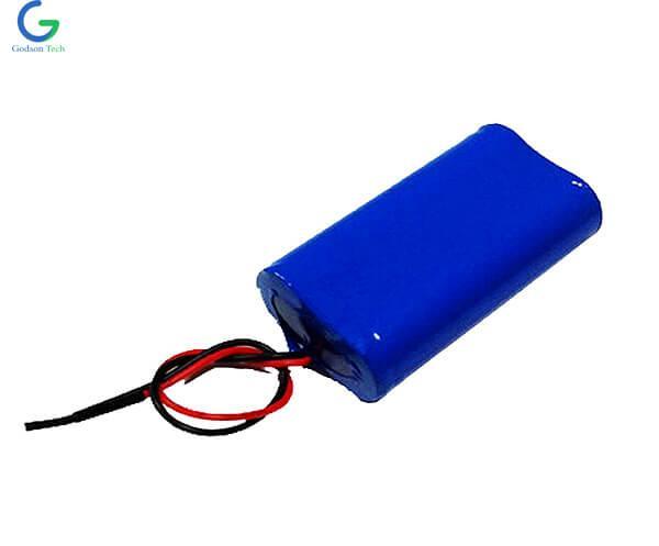 Аккумулятор LiFePO4 IFR18650 6000mAh 6.4V