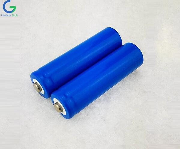 Аккумулятор LiFePO4  IFR14430 400mAh 3.2V