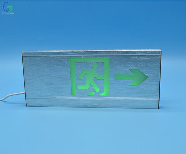 Знак аварийного выхода GS-ES16