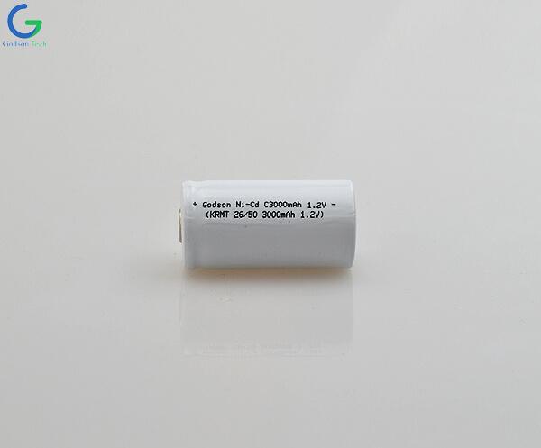 Ni-Cd аккумуляторная батарея C 3000mAh 1.2V