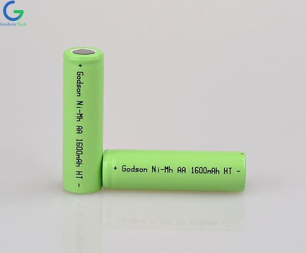 Аккумулятор Ni-MH AA 1600mAh 1.2V