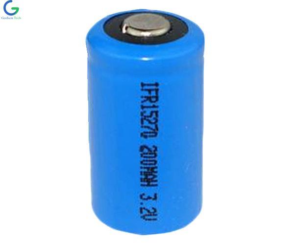 Аккумулятор LiFePO4 IFR15270 200mAh 3.2V