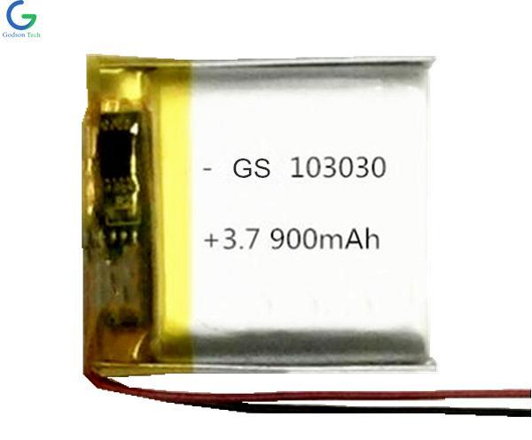 литий-полимерный аккумулятор 103030 900mAh 3.7V
