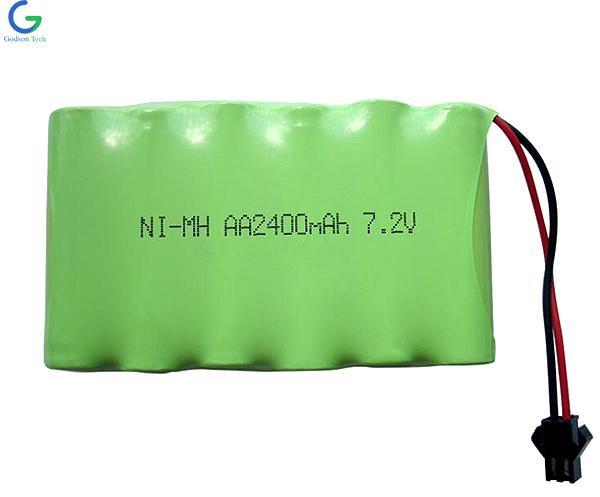 Аккумулятор Ni-MH AA 2400mAh 7.2V