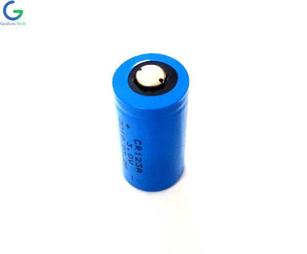 Цилиндрическая батарея LiMnO2