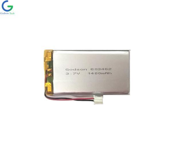 литий-полимерный аккумулятор 603462 1400mAh 3.7V